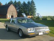 1987 BUICK 1987 - Buick Regal